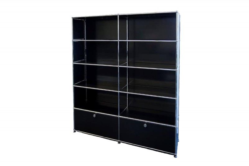 USM Haller Wall Shelf / Shelf Graphite Black RAL 9011