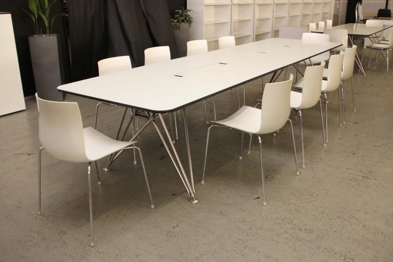 System 180 K-Serie Konferenztisch 360 x 100 cm