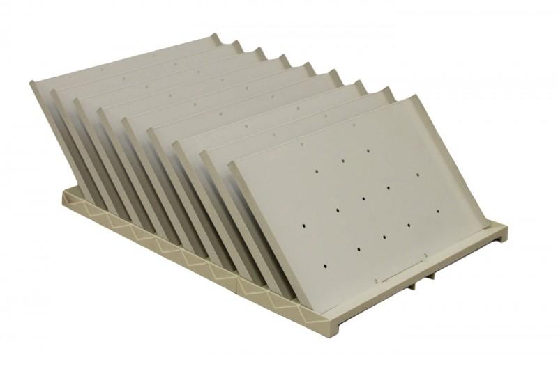 USM Inos Schrägfächer für Schublade (Rollcontainer)