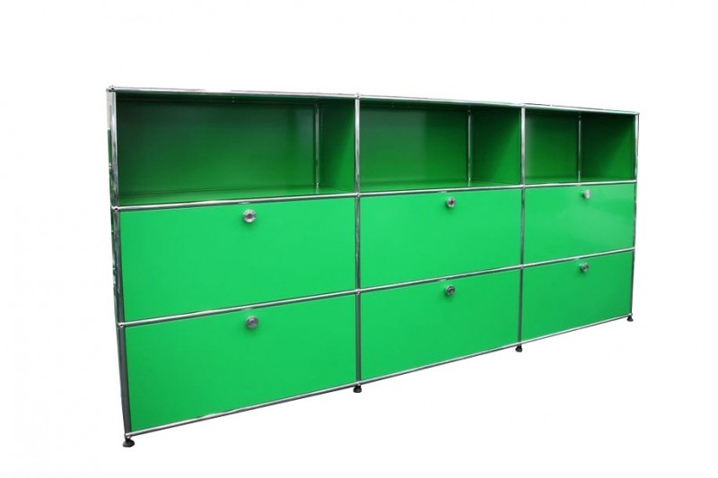 USM Haller Sideboard / Highboard USM Green