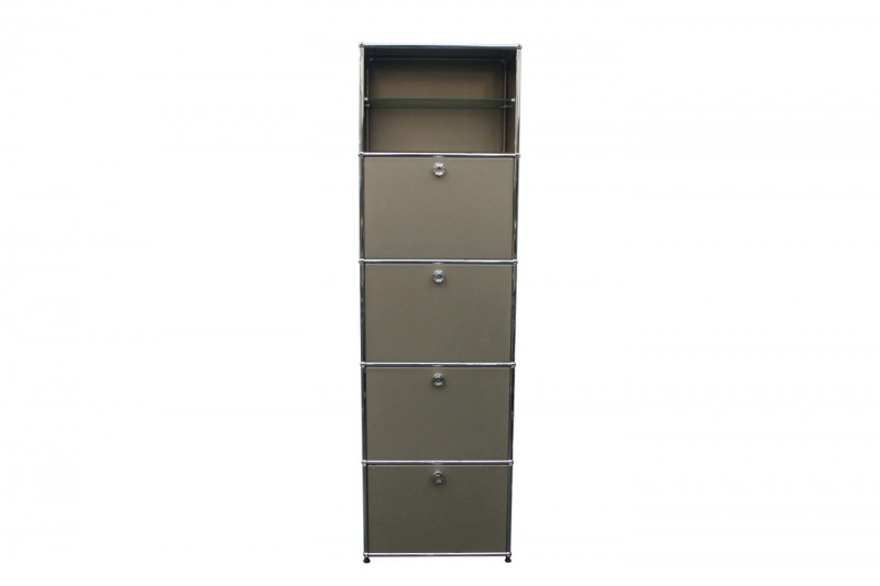 USM Haller Shelf Boss Grey