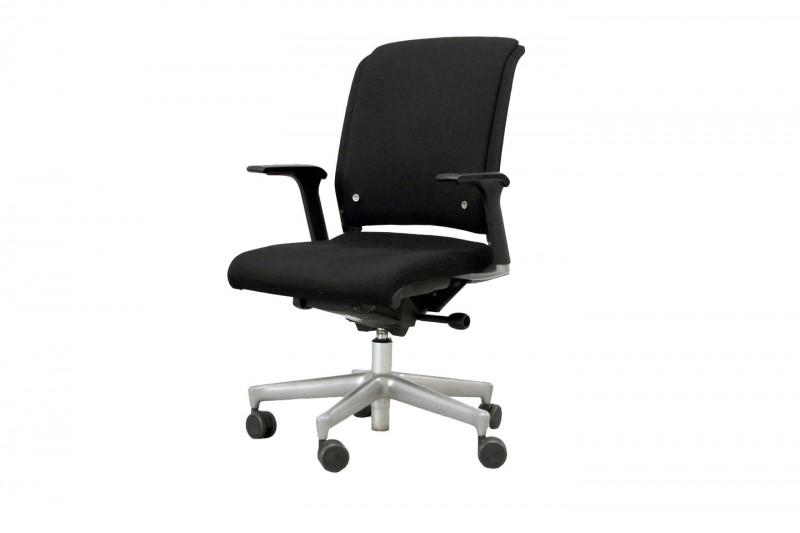 Bürodrehstuhl Interstuhl Xantos Stoff / Schwarz