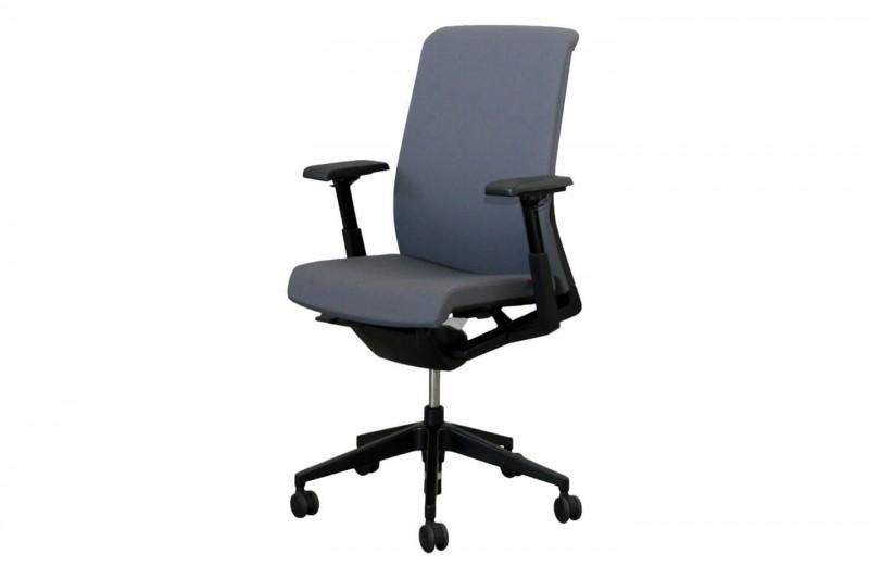 Haworth® Comforto 62 Bürodrehstuhl Stoff / Grau