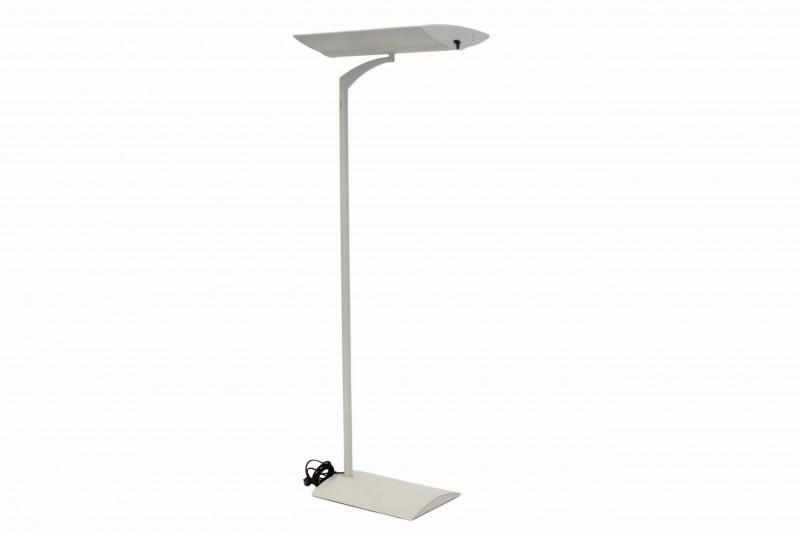 Waldmann LLS 455/2 Stehlampe / Stehleuchte Lichtgrau