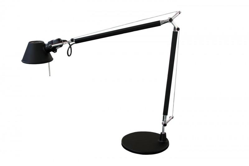 Artemide Tolomeo Tavolo Lámpara de mesa Negor