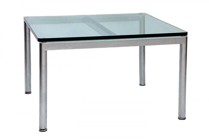 Walter Knoll Beistelltisch Jason Glas 62 x 62 cm