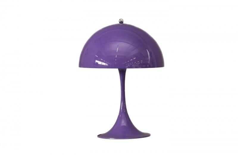 Louis Poulsen Panthella Mini Tischlampe Violett