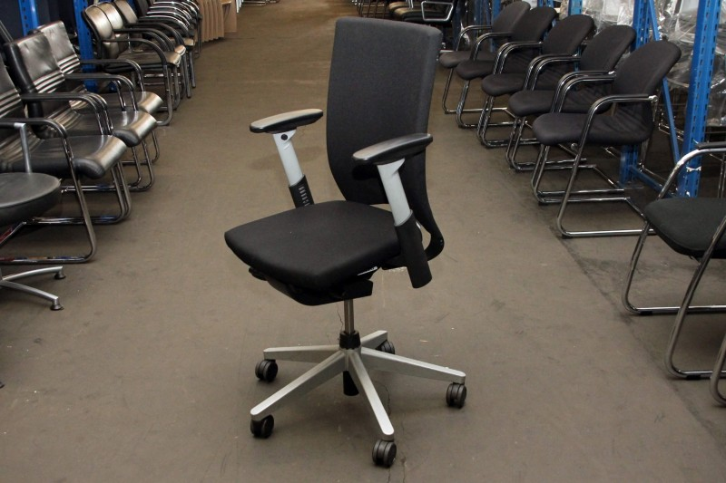 Haworth Bürodrehstuhl Comforto X88 Stoff / Schwarz
