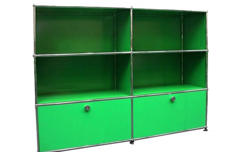 USM Haller Sideboard / Highboard USM Green
