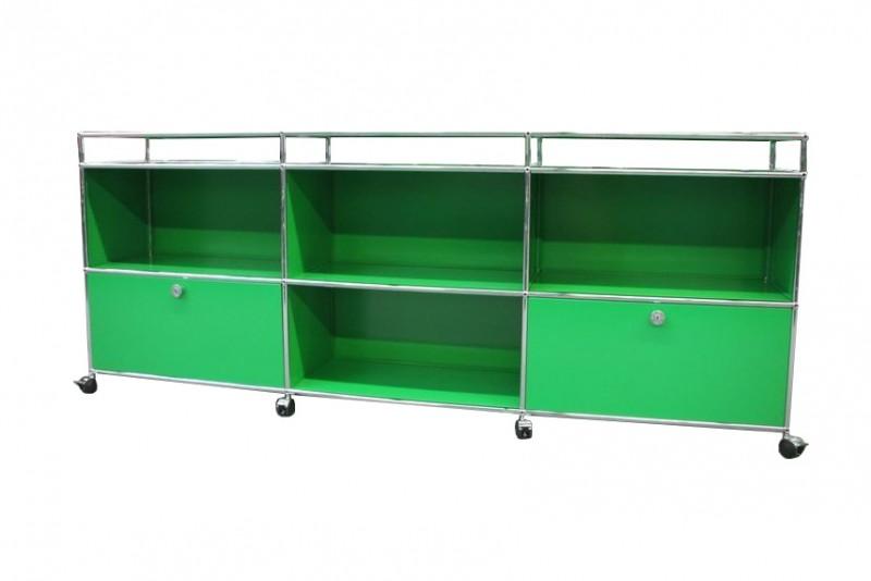USM Haller Sideboard USM Green