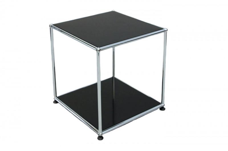 USM Haller Side Table Graphite Black RAL 9011