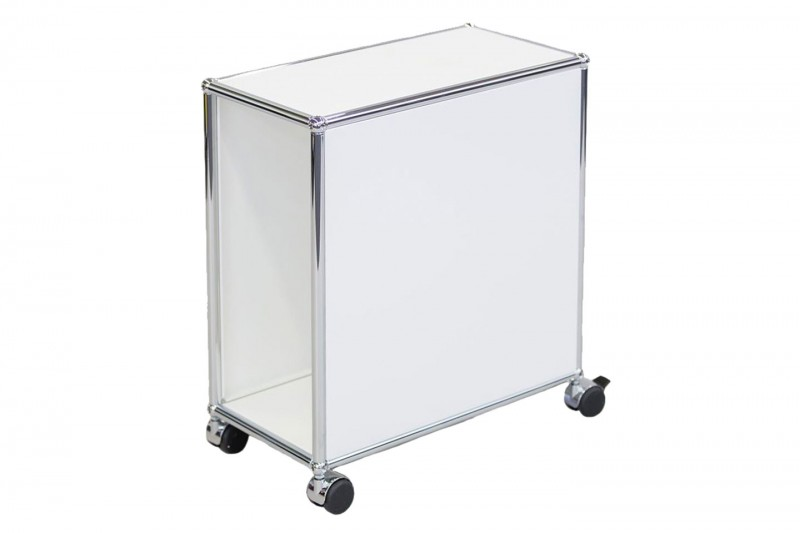 USM Haller Computer Trolley Pure White RAL 9010