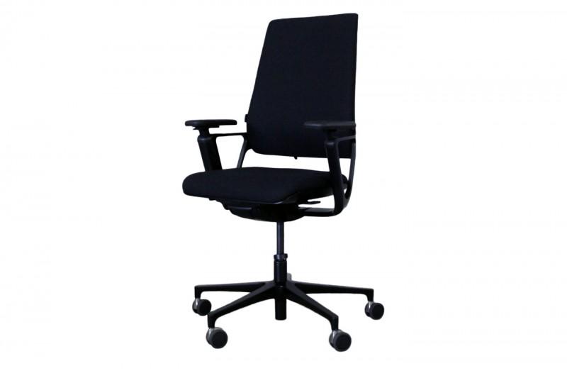 Klöber Connex2 Bürodrehstuhl Stoff / Schwarz