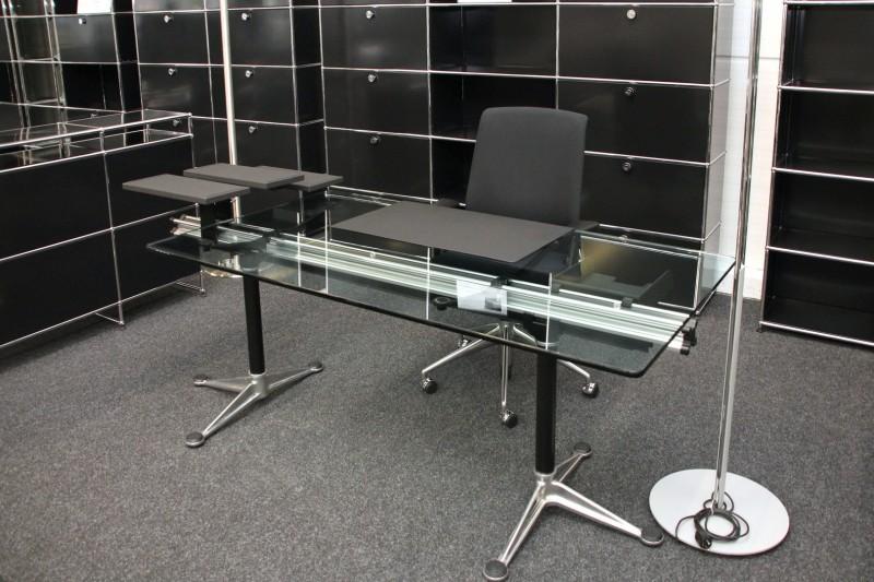 Herman Miller Burdick Schreibtisch 200 X 90 Cm