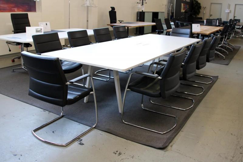Vitra Joyn Konferenztisch 320 x 120 cm