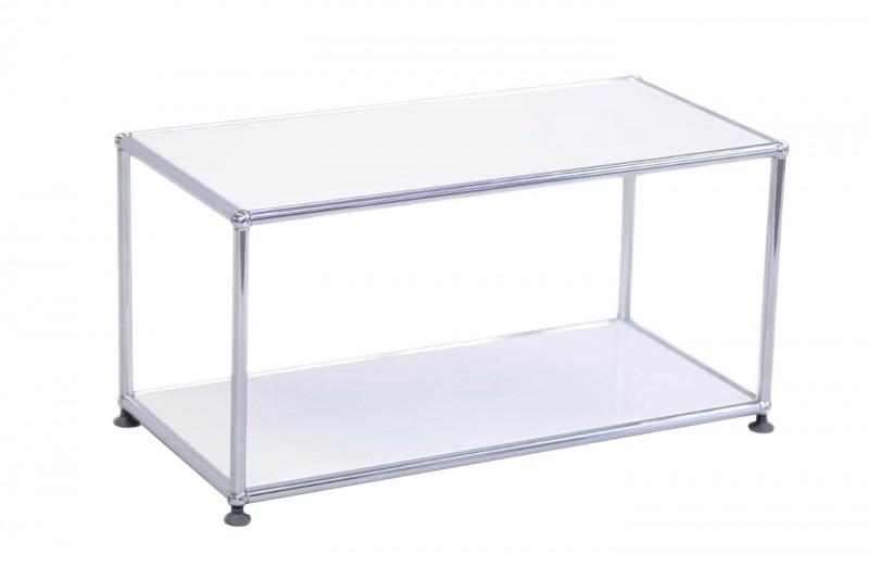 USM Haller Side Table Pure White RAL 9010