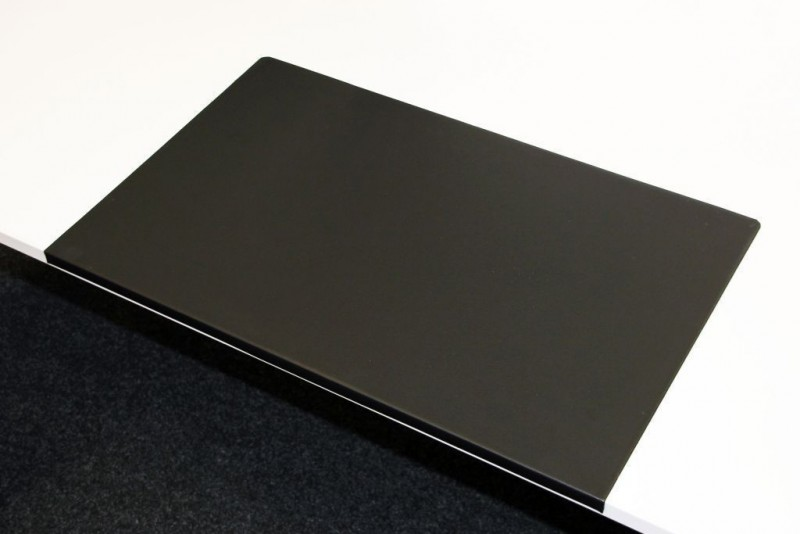 Desk rest / desk pad with black edge