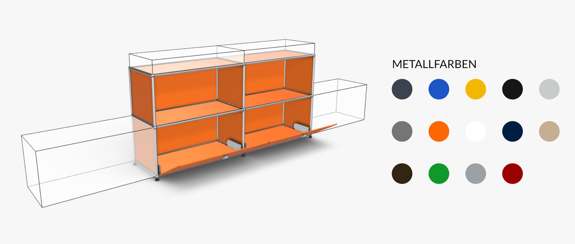 USM-Haller-Konfigurator-Sideboard-Orange