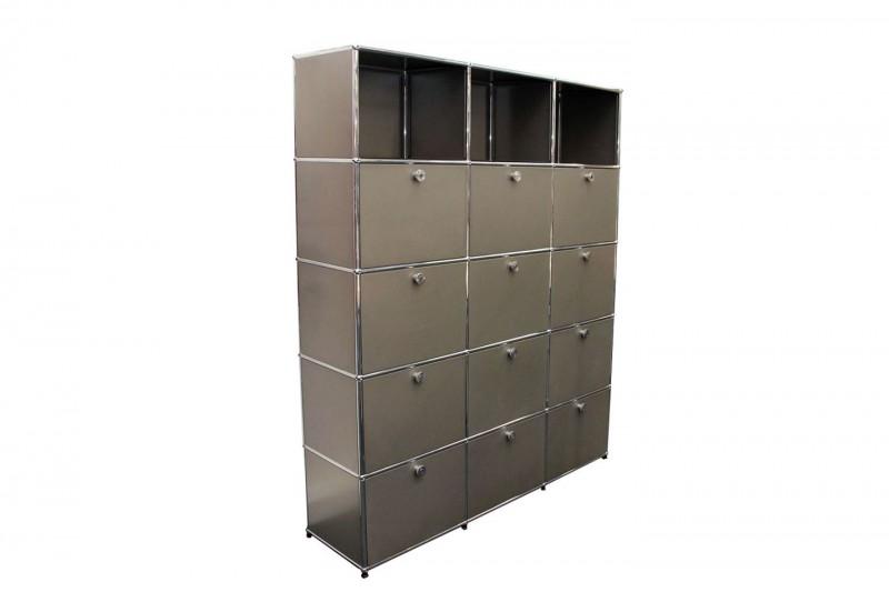 USM Haller Wall Shelf Hugo Boss Grey